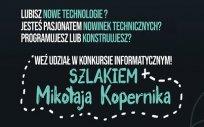 Mikołaj Kopernik – konkurs informatyczny