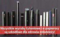 e-papierosy: więcej na www.gis.gov.pl
