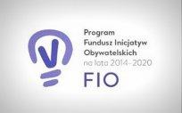 Logo Programu Fundusz Inicjatyw Obywatelskich 2014-2020