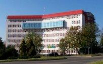 """Budynek """"OLMEDICA"""" w Olecku Sp. z o. o."""