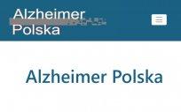 Strona www alzheimer-polska.pl