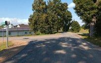Wyremontowana droga powiatowa nr 1901N Giże – Dudki – Gąski w Kukówku