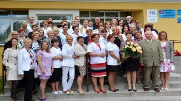 15-lecie SPZZOD w Olecku