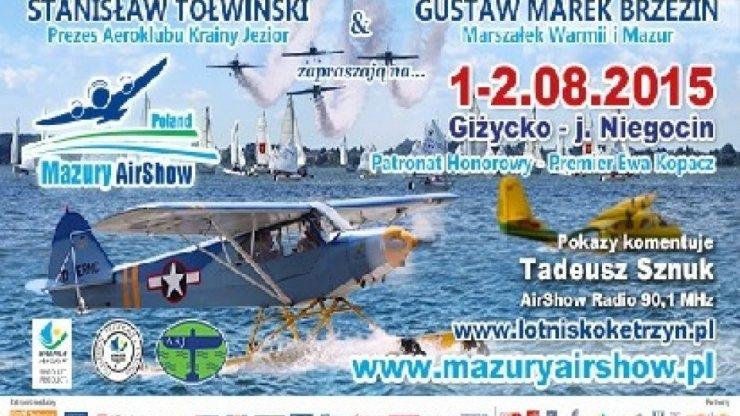 Mazury AirShow 2015