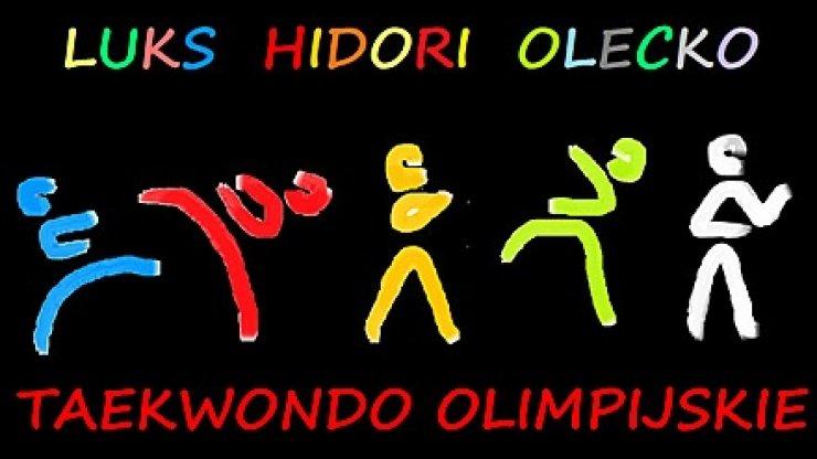 Otwarte Mistrzostwa Województwa Warmińsko-Mazurskiego Zrzeszenia LZS w Taekwondo Olimpijskim