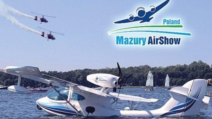 Mazury AirShow 2016