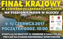 Krajowy czwórbój lekkoatletyczny – finał w Olecku