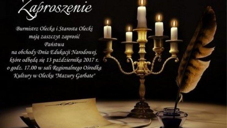 Zaproszenie na obchody DEN 2017