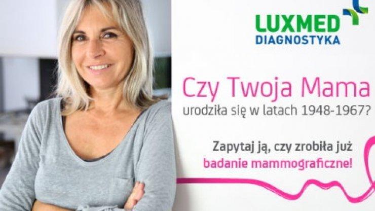 Mammografia - 4 stycznia 2018 r.
