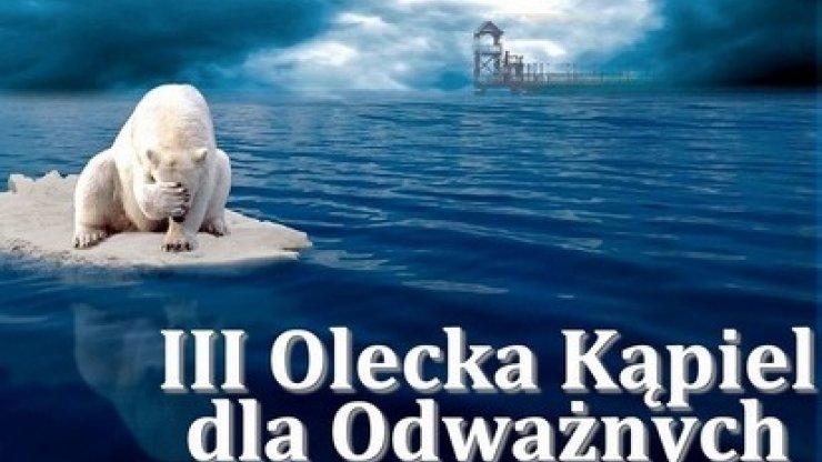 Olecka Kąpiel dla Odważnych
