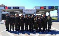 Wizyta w placówce Straży Granicznej w Gołdapi