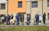 Uroczyste otwarcie mieszkań chronionych przy ul. Wiejskiej w Olecku