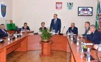 """""""Laur Powiatu Oleckiego"""" w dziedzinie rozwój samorządności lokalnej"""