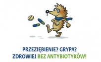 Antybiotyki niekoniecznie, nie zawsze i nie na wszystko