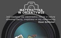 Sfotografuj matematykę