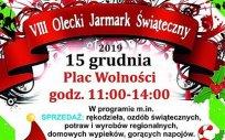 VIII Olecki Jarmark Świąteczny